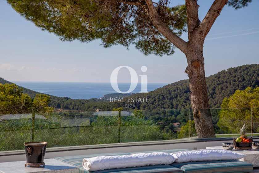 Vues de maison de séjour à Sant Josep, Ibiza