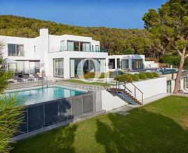 Impresionante villa en alquiler de estancia en Sant Josep, Ibiza