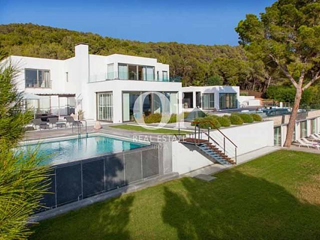 Impressive villa for rent in Sant Josep, Ibiza