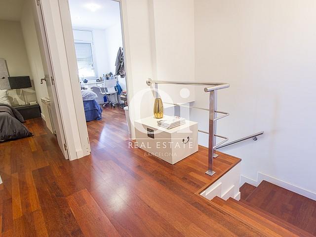 Blick in die Innenräume der Immobilie zum Verkauf in Salou