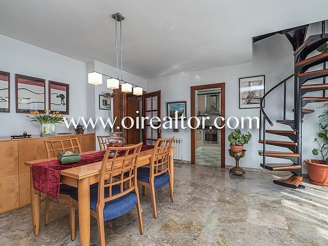 Schönes Duplex Penthouse zum Verkauf in Cerdanyola del Valles