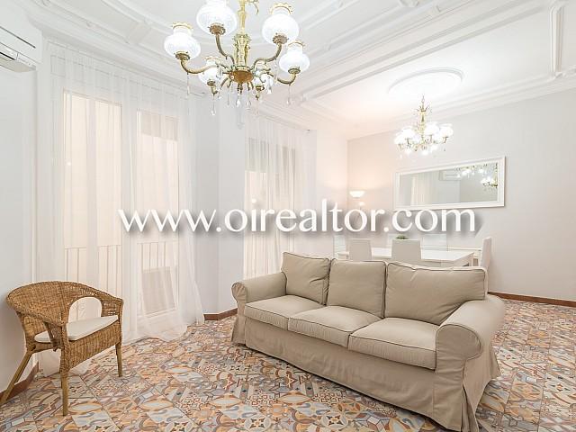 Fantástico piso en venta en el corazón del Gótico a metros de la Plaza Real, Barcelona