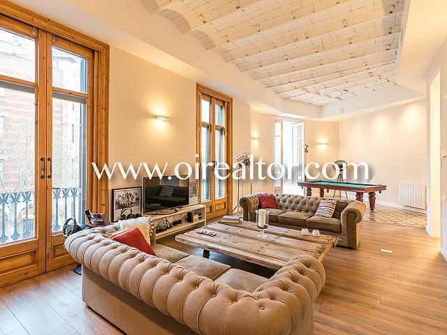 Propiedad exclusiva en venta, en una ubicación ideal, al lado de Paseo de Gracia y Rambla Catalunya, Barcelona