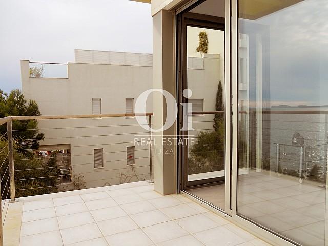 Terrasse d'appartement à vendre à Cala Gracio, Ibiza
