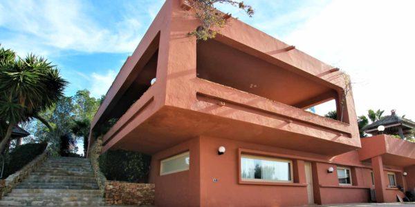 Захватывающая вилла для продажи на Ибице, Кап Мартинет, Мадрид