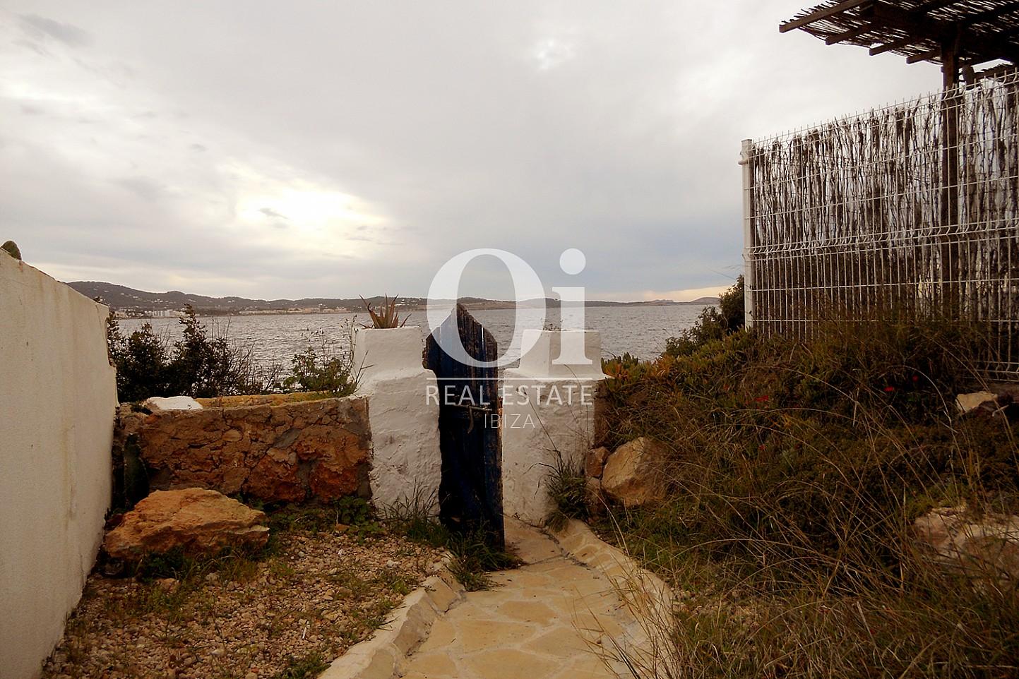 Exteriores de piso en venta en Cala Gració, zona de Sant Antoni, Ibiza