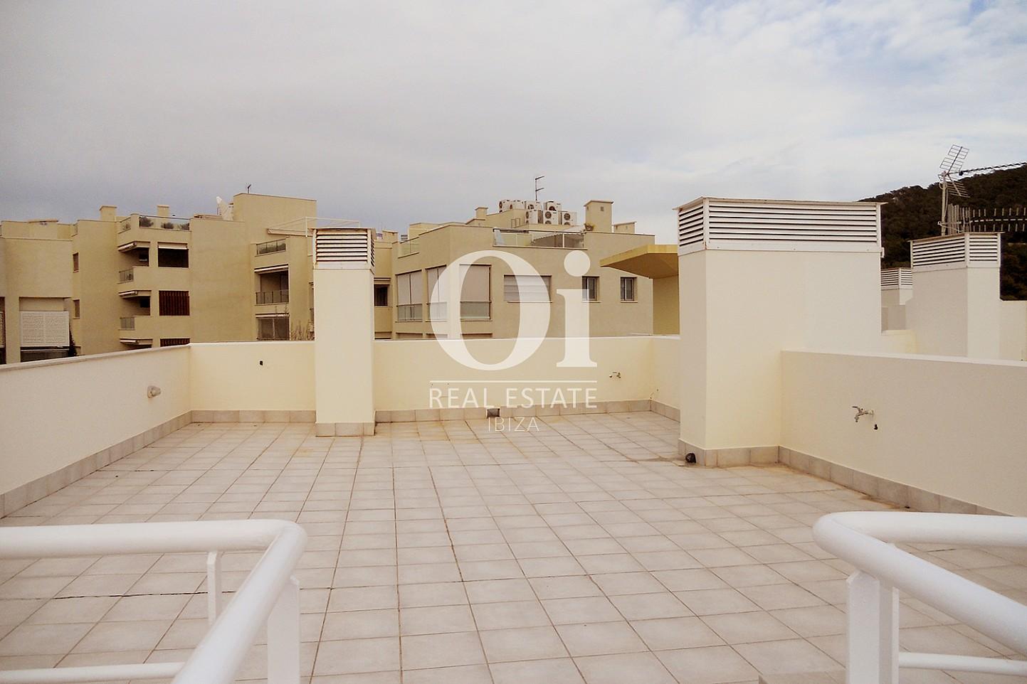 Terrado de piso en venta en Cala Gració, zona de Sant Antoni, Ibiza