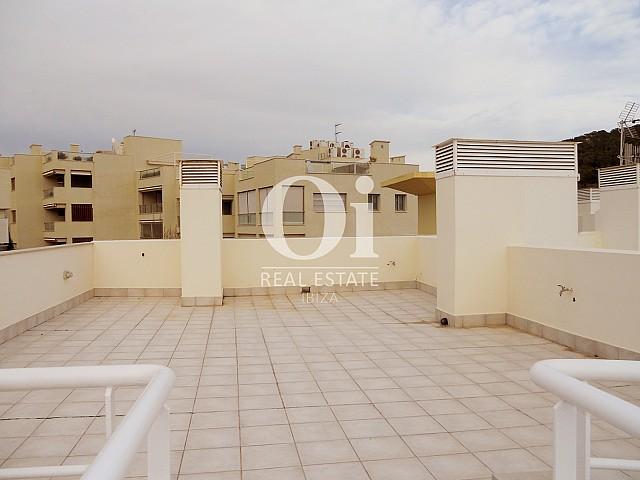 Toît d'appartement à vendre à Cala Gracio, Ibiza