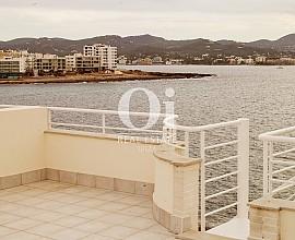 Apartment zu verkaufen, direkt am Meer von Sant Antoni, Ibiza
