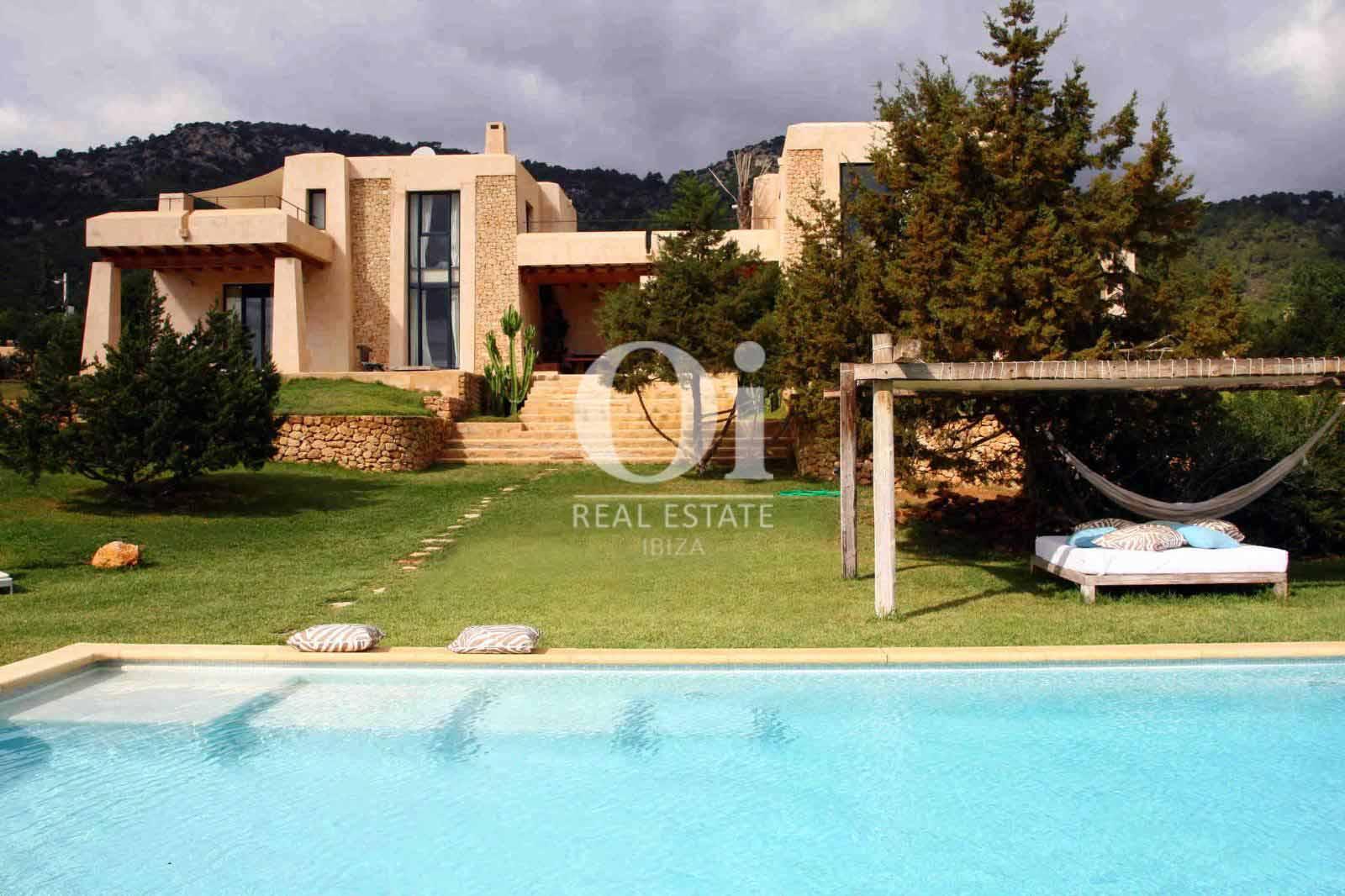 Casa en alquiler de estancia en Es Cubells, Ibiza