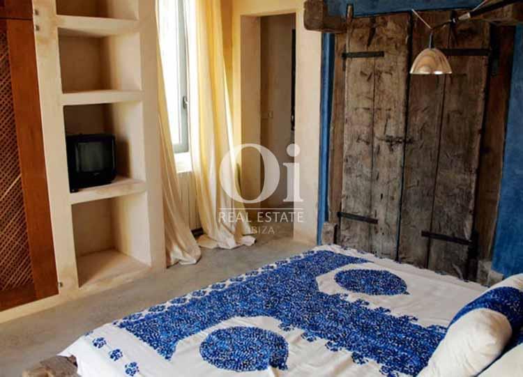 Estancia de casa de alquiler vacacional en Es Cubells, Ibiza