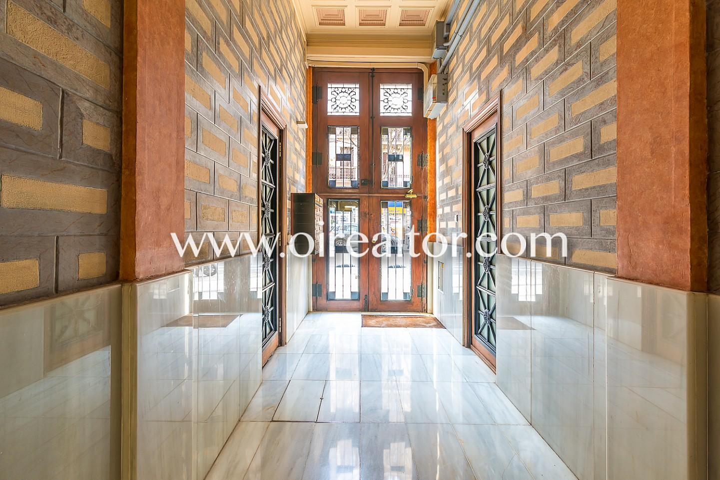 Moderno piso en venta en finca regia del eixample dreta - Finca regia barcelona ...