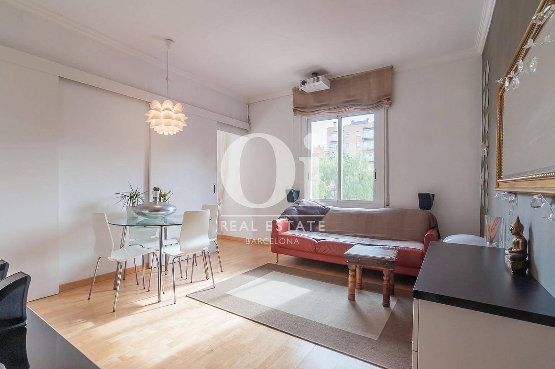 Salle de séjour d'appartement à vendre au Poblenou, Barcelone