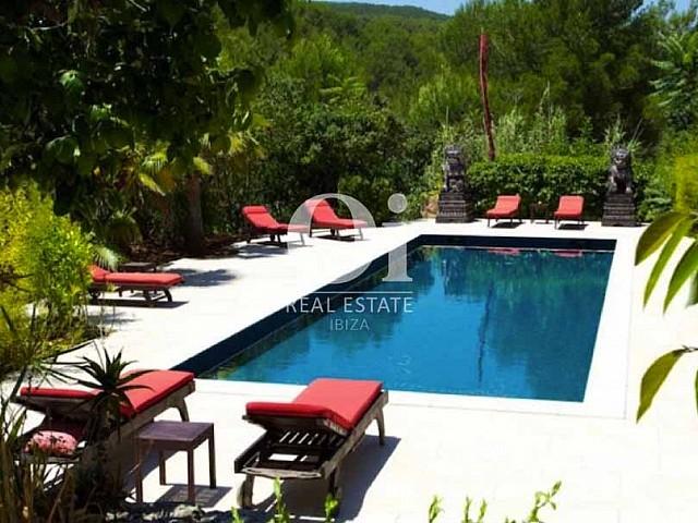 Location de séjour dans villa de détente à 15 minutes d'Ibiza
