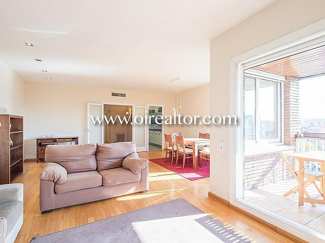 Fabuloso piso en alquiler con increíbles vistas en Sant Gervasi-Galvany, Barcelona