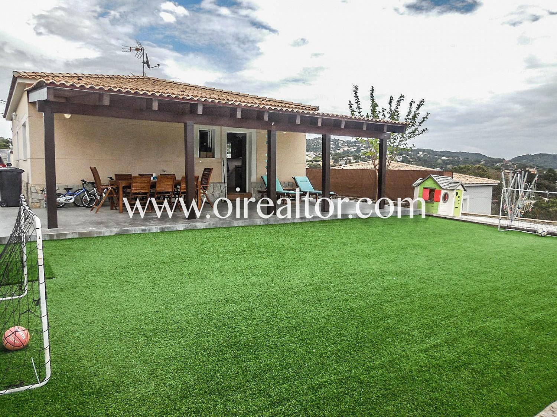 Красивый одноэтажный дом для продажи в урбанизации Aiguaviva Parc, Льорет-де-Мар