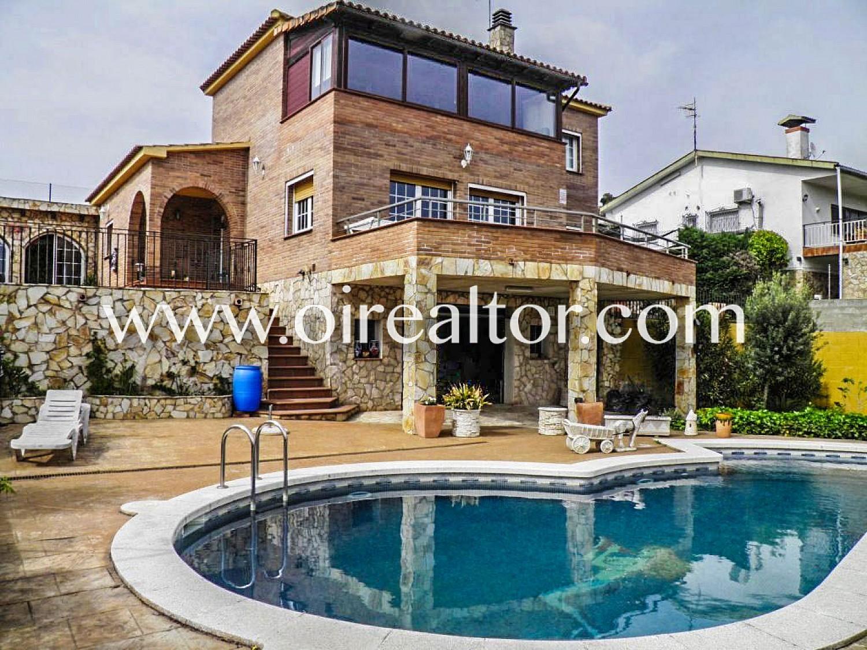 Majestic 4-спальный дом для продажи в урбанизации Aiguaviva Parc, Льорет-де-Мар