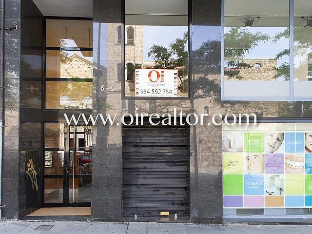 Local comercial en alquiler, cerca de la estación Collblanc, Barcelona