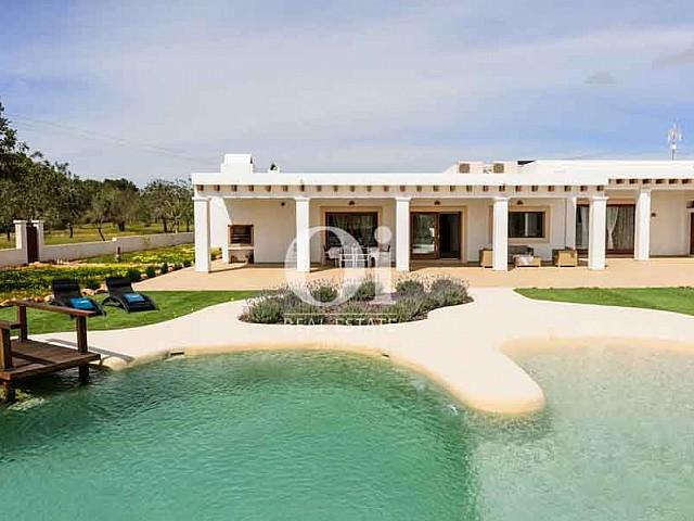 Maison en location de séjour dans la zone de San Lorenzo, Ibiza
