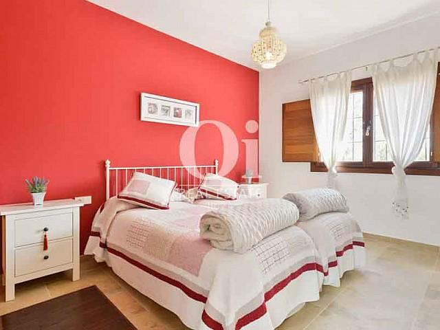 Chambre double de maison en location de séjour dans la zone de San Lorenzo, Ibiza