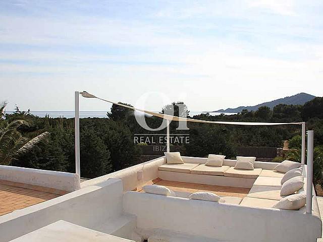 Umwerfende Villa als Ferienunterkunft in Es Codolar, Ibiza