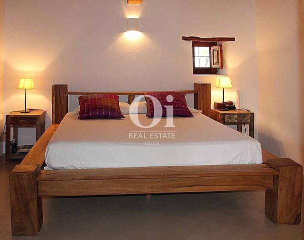 Chambre double de maison à louer de séjour à Es Codolar, Ibiza