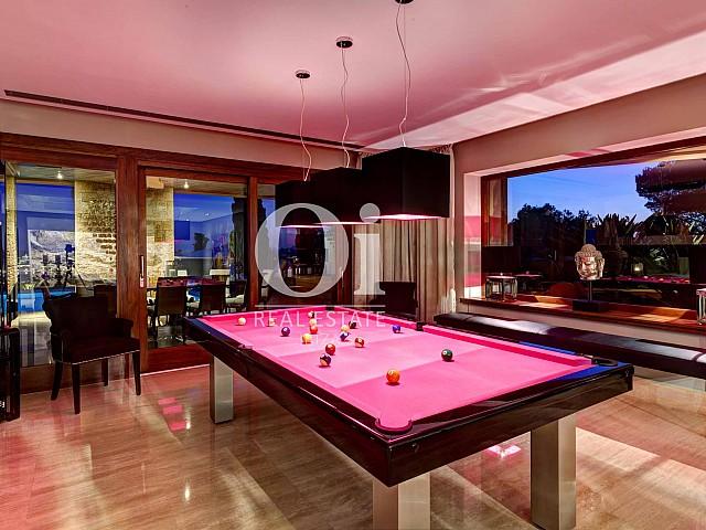 Charmante villa de luxe à louer à cinq minutes du centre d'Ibiza