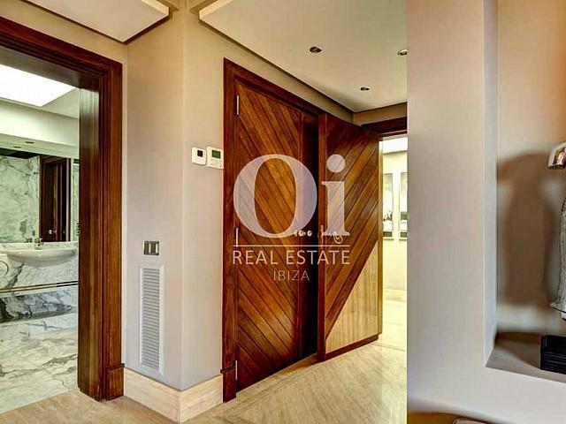Комната на вилле, доступной для арендования в летний период в г. Хесус, Ибица