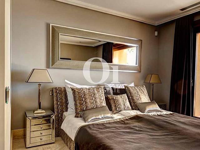 Chambre double de villa à louer de séjour à Jesús, Ibiza