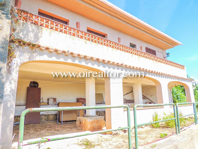 Дом для продажи отремонтирован в Серра-Брава Льорет-де-Мар