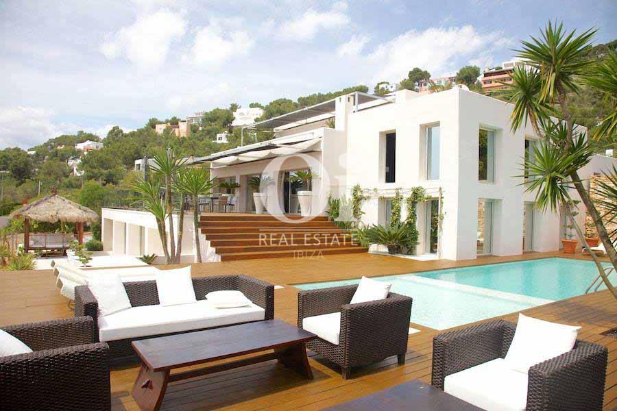 Casa en alquiler vacacional en Ses Salines, Ibiza