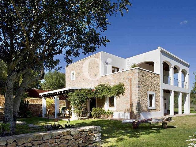 Charmante villa en location de vacances près de San Jose, Ibiza