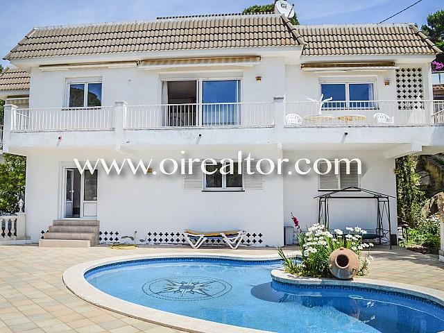 Huis te koop met toeristen licentie in Roca Grossa, Lloret de Mar