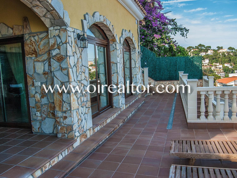 Дом для продажи в урбанизации Серра-Брава, Льорет-де-Мар