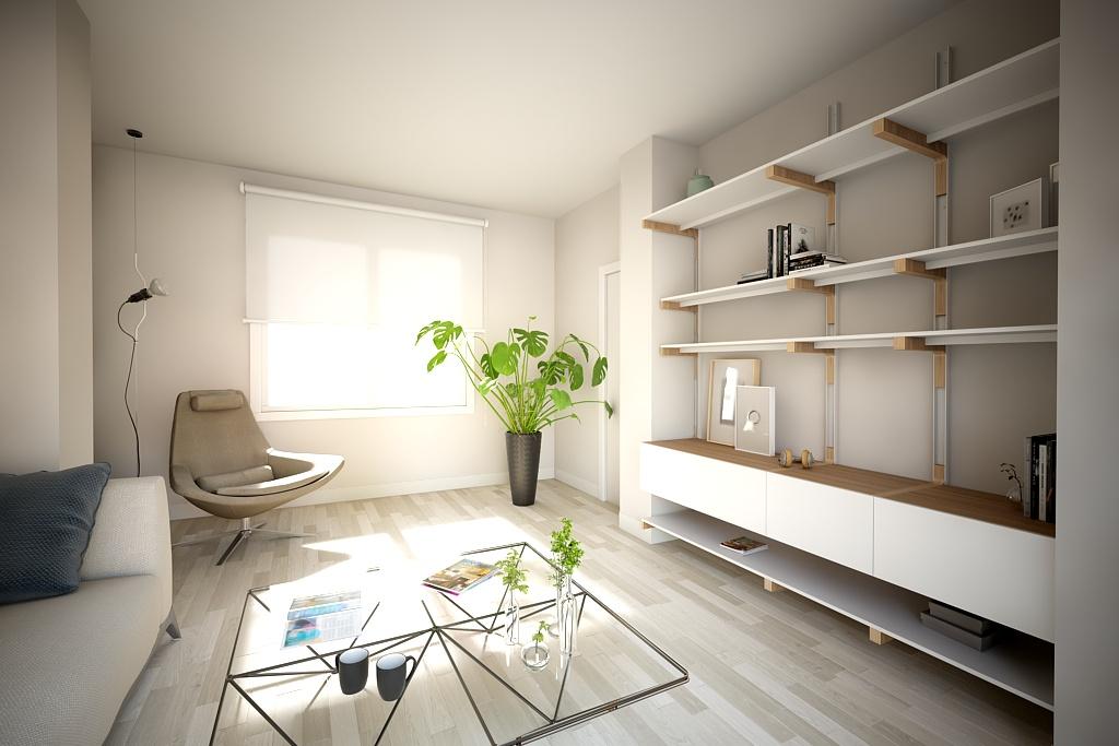Квартира для продажи в Арагоне, Барселона