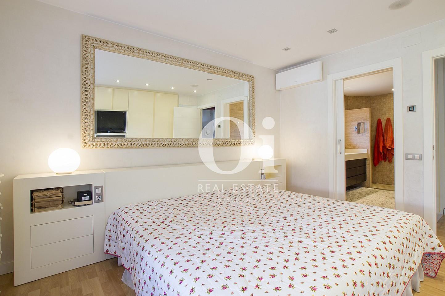 Habitación doble de casa en venta en Cardedeu, Barcelona