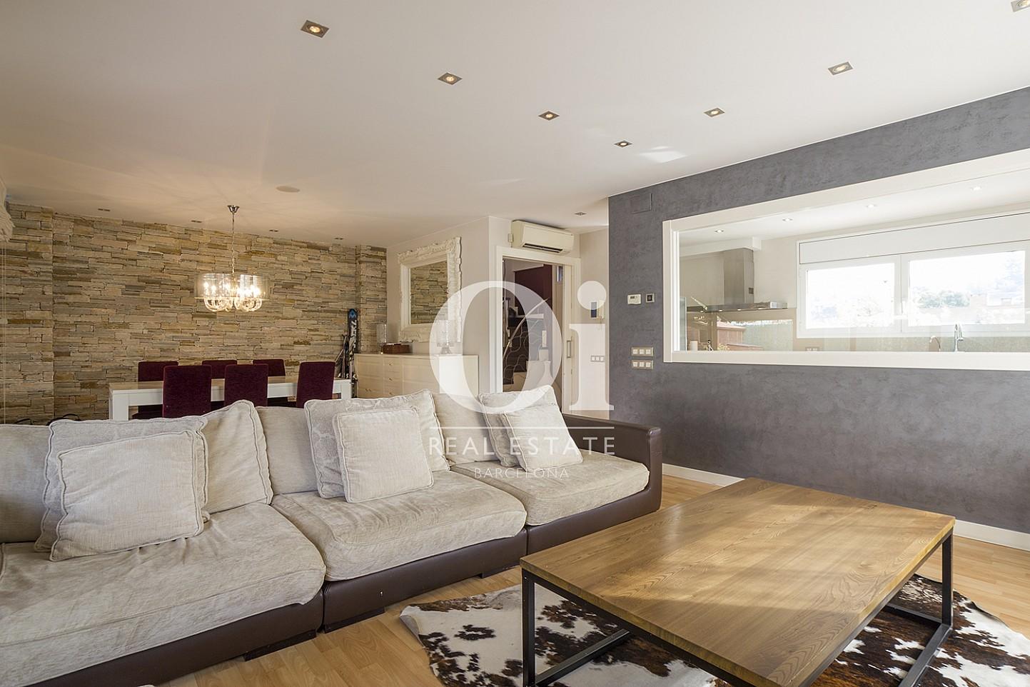 Sala de estar de casa en venta en Cardedeu, Barcelona