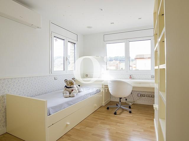 Dormitorio individual de casa en venta en Cardedeu, Barcelona