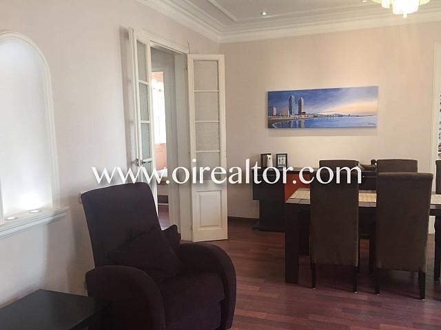Flat for rent in the Eixample Derecho, Barcelona