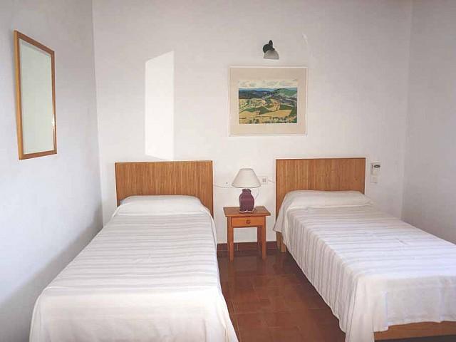 Двуместная комната в доме, сдающемся в аренду в период летних отпусков на Форментере