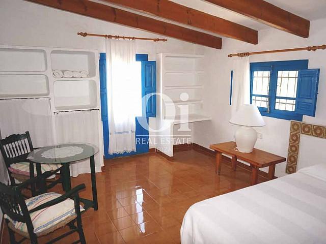 Habitación de casa en alquiler de estancia en Formentera