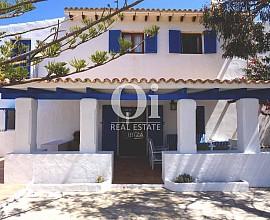 Ferienunterkunft im Haus mit rustikalem Stil bei Mitjorn, Formentera