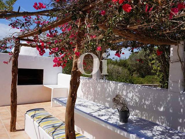 Magnifica casa en alquiler en Formentera