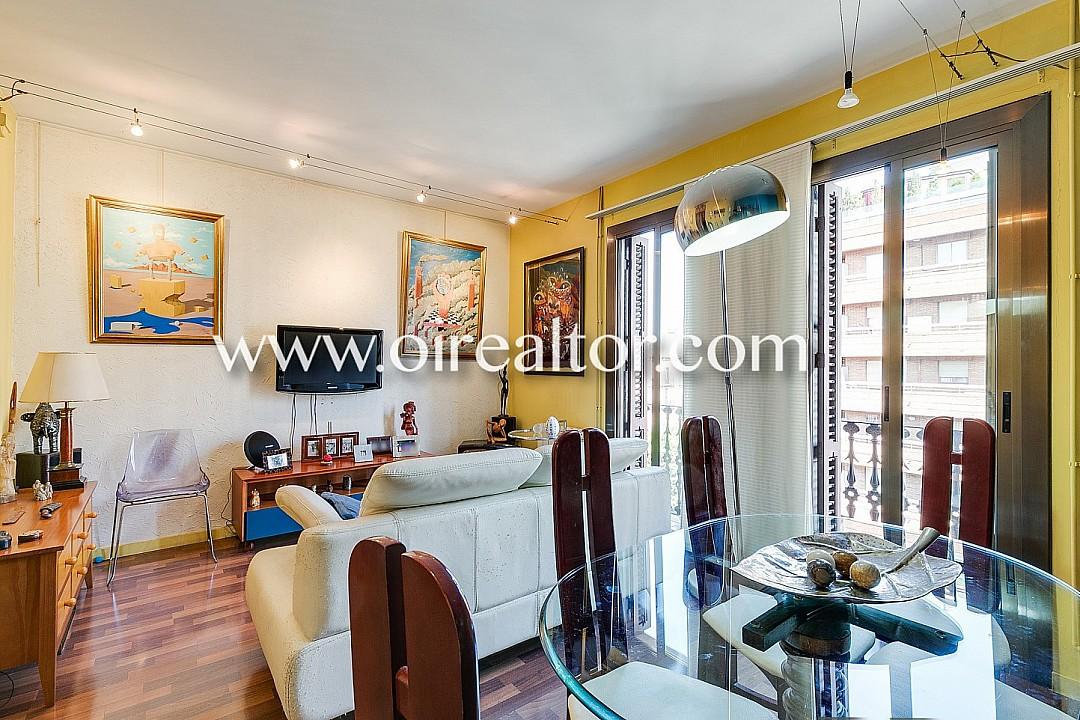 Продается квартира в Эшампле Эскерра, Барселона