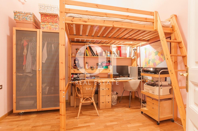 Habitación estudio de piso en venta en Gran Vía de les Corts Catalanes, Barcelona