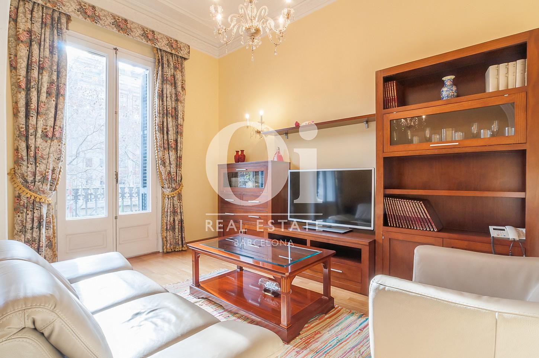 Sala de estar de piso en venta en Gran Vía de les Corts Catalanes, Eixample Izquierdo, Barcelona