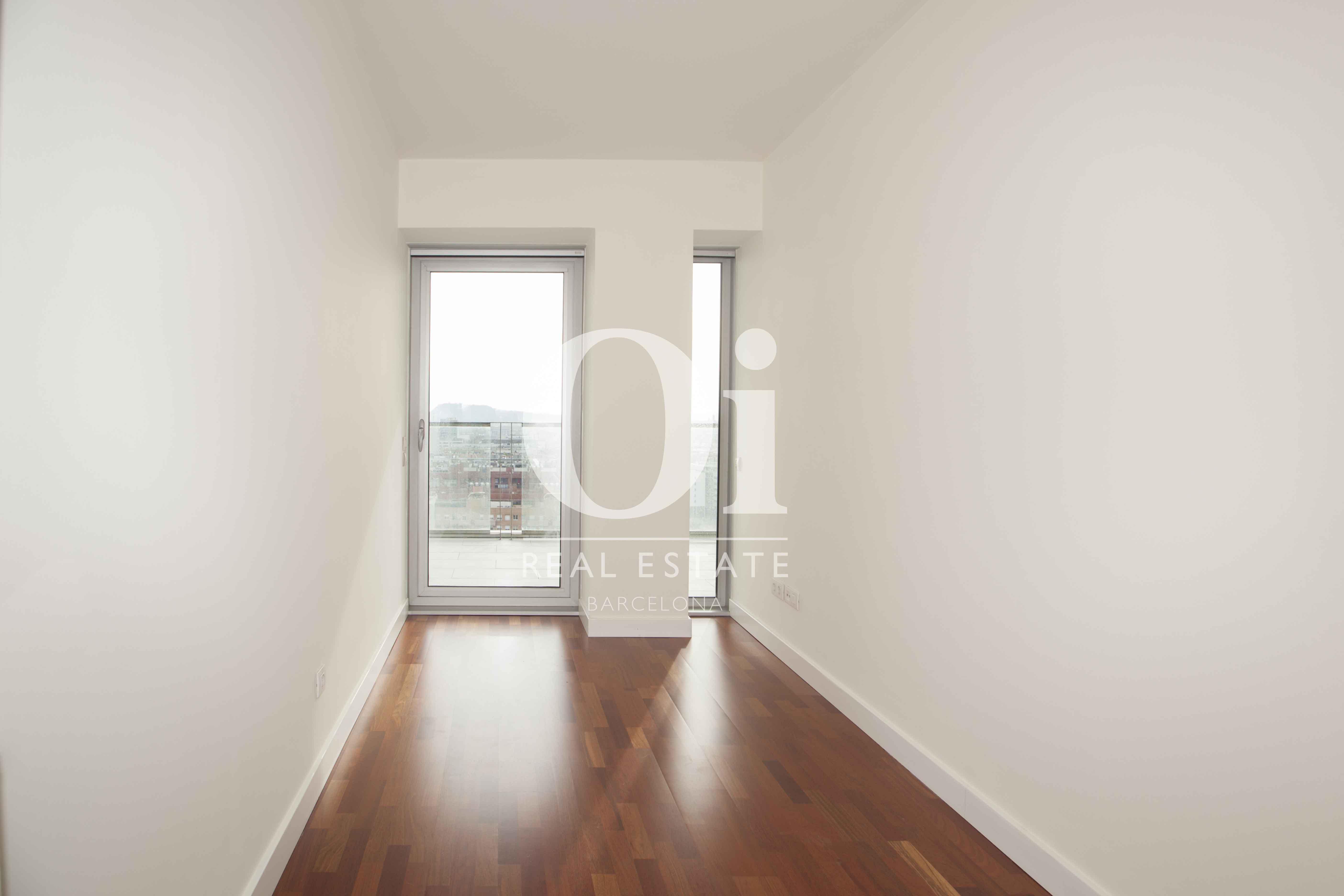 Blick in die Räume vom Apartment zum Verkauf in Diagonal Mar