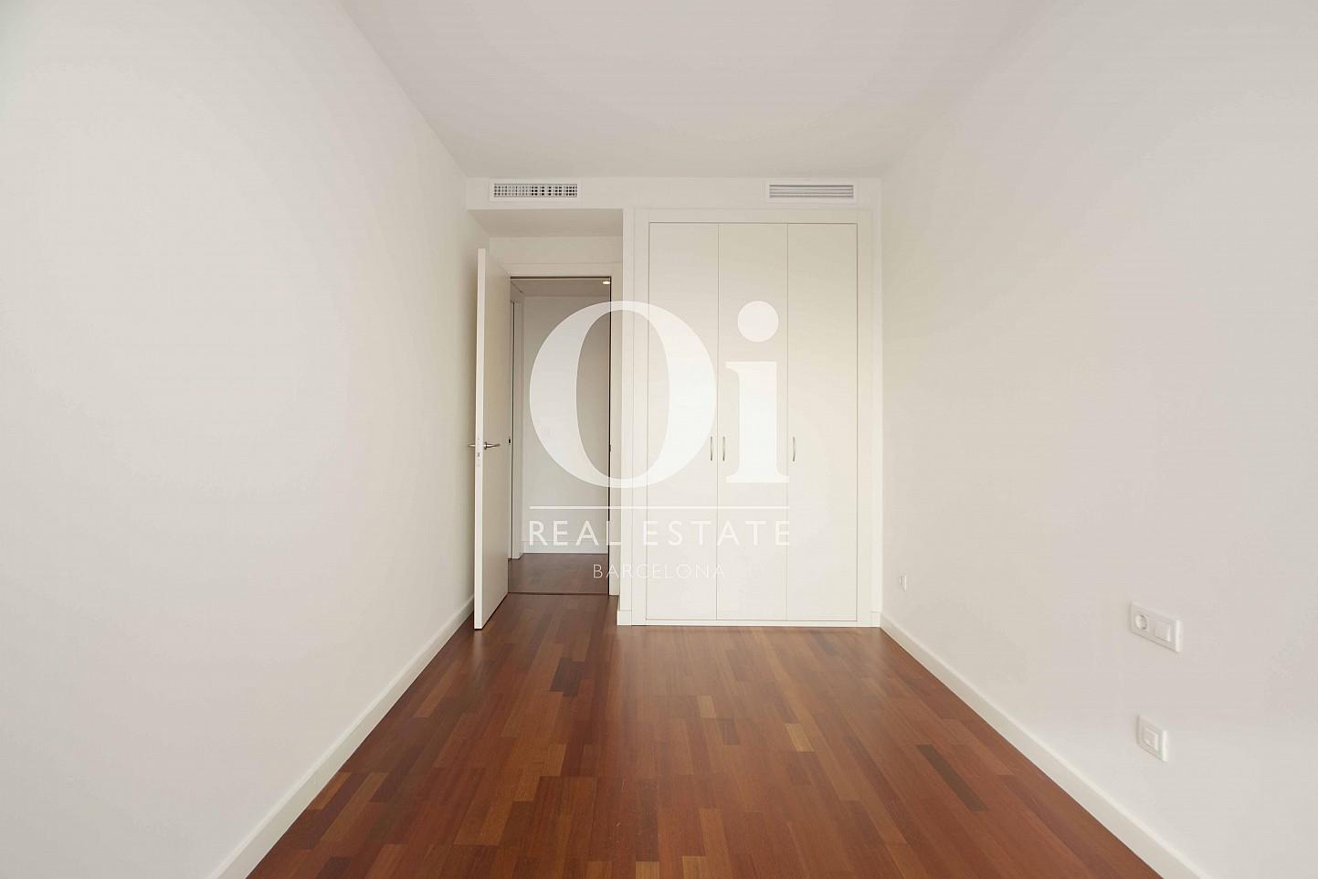 Dormitorio de piso en venta en zona Diagonal Mar, Barcelona