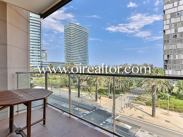 公寓出售Diagonal Mar,巴塞罗那