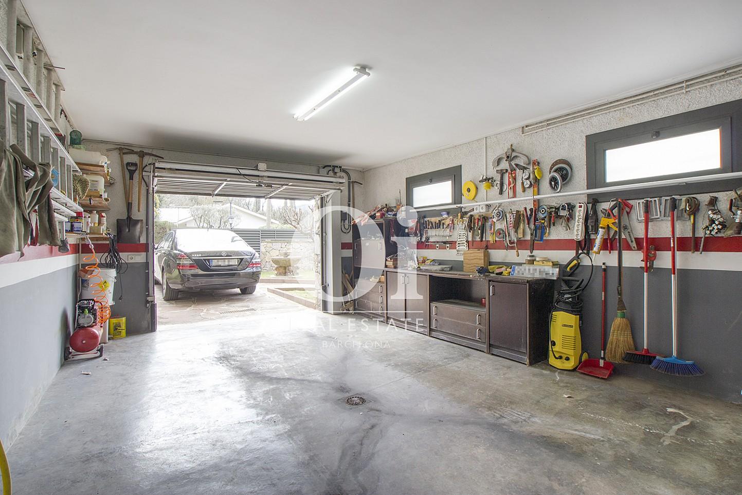 Garage de maison à vendre à Tagament, Barcelone